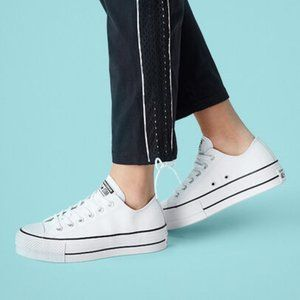 Converse Women's Chuck Taylor Lift Platform Sneake